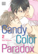 Candy Color Paradox Manga Volume 2