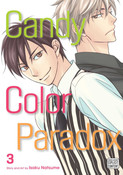 Candy Color Paradox Manga Volume 3
