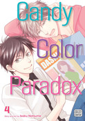 Candy Color Paradox Manga Volume 4