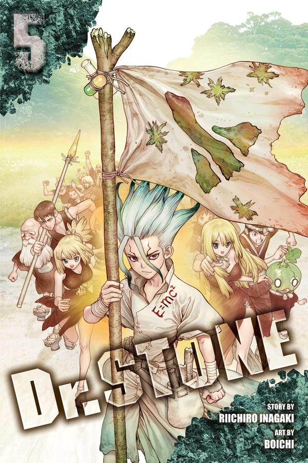 Dr. STONE Manga Volume 5
