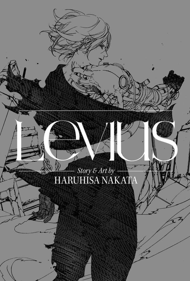 Levius Manga (Hardcover)