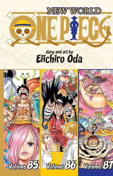 One Piece Omnibus Edition Manga Volume 29