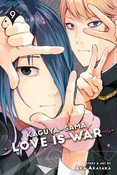 Kaguya-sama Love Is War Manga Volume 9