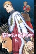 Black Clover Manga Volume 16