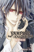 Vampire Knight Memories Manga Volume 3