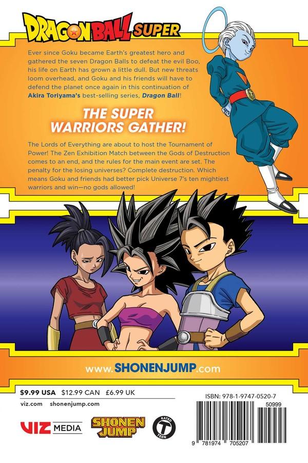 Dragon Ball Super Manga Volume 6