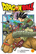 Dragon Ball Super Manga Volume 6