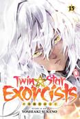 Twin Star Exorcists Manga Volume 15
