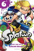 Splatoon Manga Volume 6
