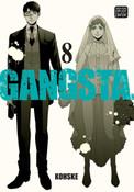 Gangsta Manga Volume 8