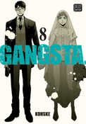 Gangsta Manga Volume 8