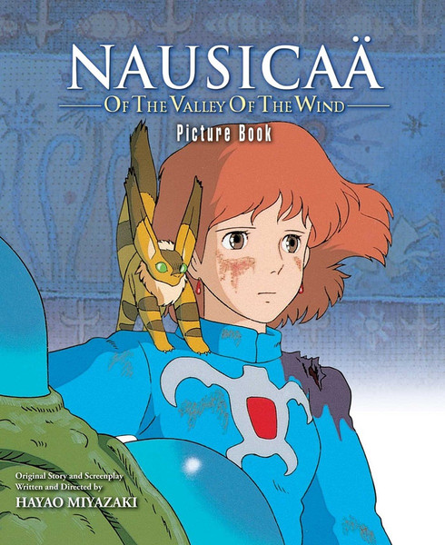Nausicaa of the Valley of the Wind Picture Book (Hardcover)