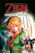 The Legend of Zelda Twilight Princess Manga Volume 5