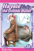 Hayate the Combat Butler Manga Volume 35