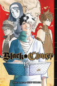 Black Clover Manga Volume 17