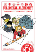 Fullmetal Alchemist The Complete Four-Panel Comics Manga Volume 1
