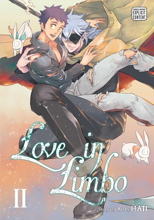 Love in Limbo Manga Volume 2