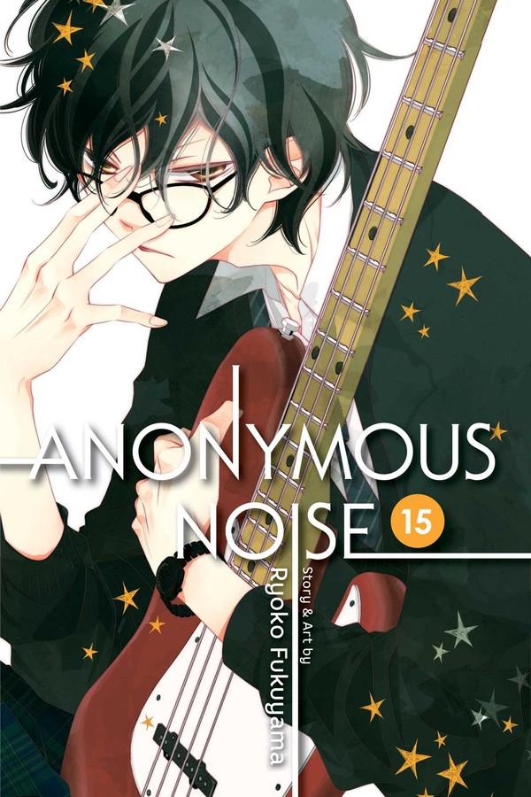 Anonymous Noise Manga Volume 15
