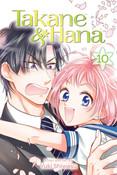 Takane & Hana Manga Volume 10