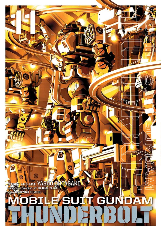 Mobile Suit Gundam Thunderbolt Manga Volume 11