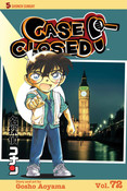 Case Closed Manga Volume 72