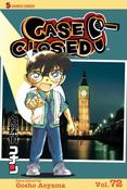 Case Closed Manga Volume 72