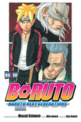 Boruto Manga Volume 6