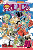 One Piece Manga Volume 91