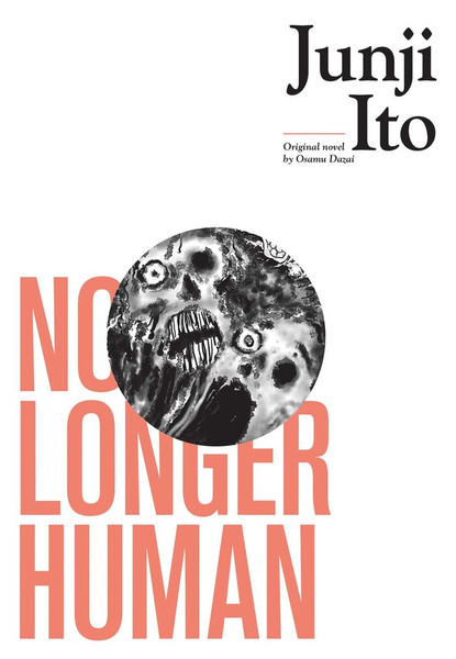 No Longer Human Manga (Hardcover)