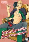 Fourth Generation Head Tatsuyuki Oyamoto Manga