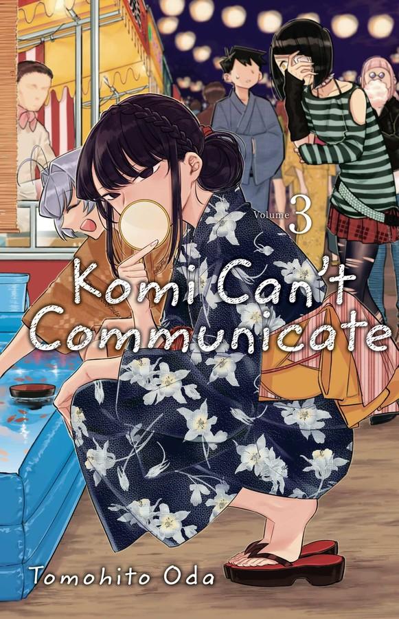 Komi Can T Communicate Manga Volume 3