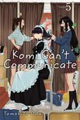 Komi Can't Communicate Manga Volume 5