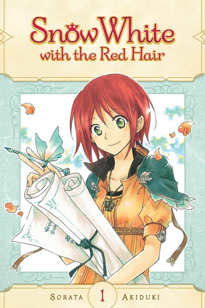 Snow White with the Red Hair Manga Volume 1