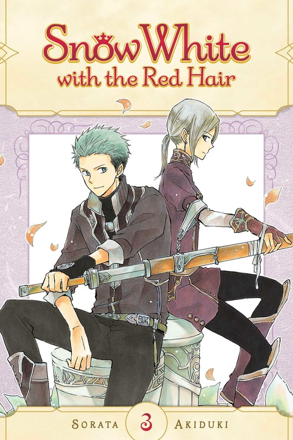 Snow White with the Red Hair Manga Volume 3