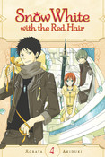 Snow White with the Red Hair Manga Volume 4