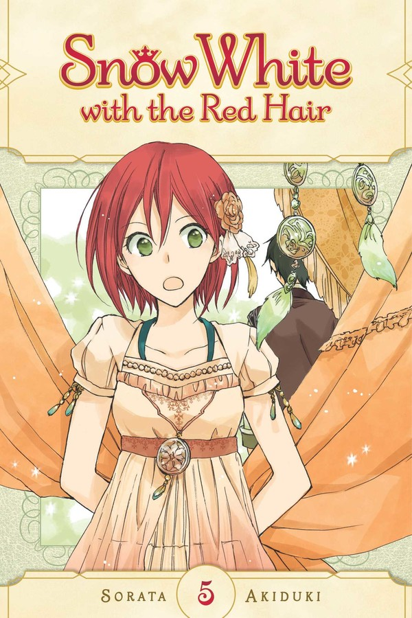 Snow White with the Red Hair Manga Volume 5
