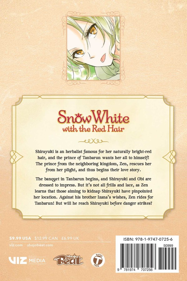 Snow White with the Red Hair Manga Volume 6