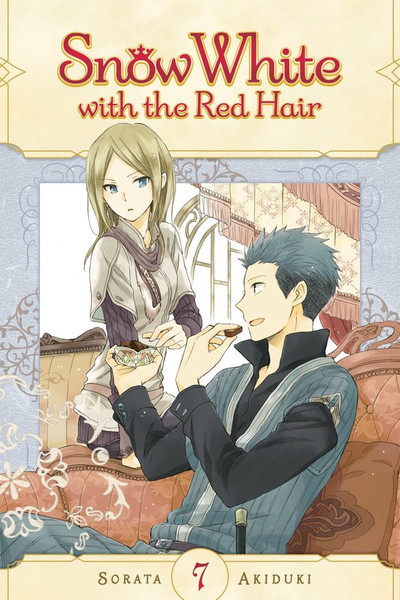 Snow White with the Red Hair Manga Volume 7