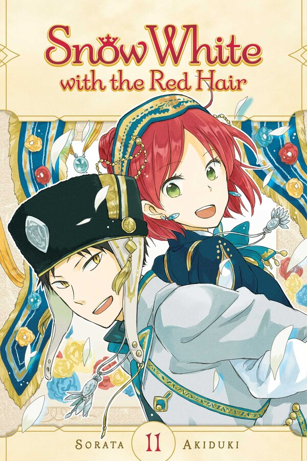 Snow White with the Red Hair Manga Volume 11