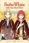 Snow White with the Red Hair Manga Volume 14