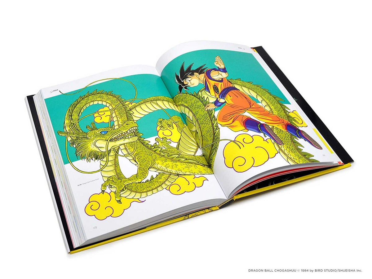 Dragon Ball: A Visual History Artbook