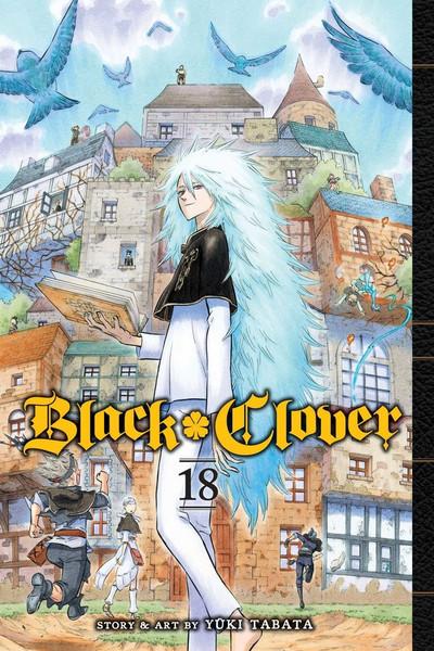 Black Clover Manga Volume 18