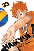 Haikyu!! Manga Volume 33