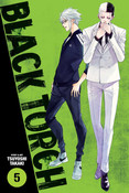 Black Torch Manga Volume 5