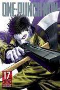 One-Punch Man Manga Volume 17