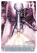 Mobile Suit Gundam Thunderbolt Manga Volume 12