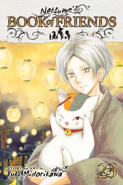 Natsume's Book of Friends Manga Volume 23