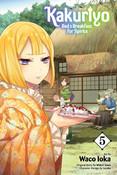 Kakuriyo Bed & Breakfast for Spirits Manga Volume 5