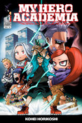 My Hero Academia Manga Volume 20