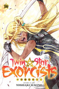 Twin Star Exorcists Manga Volume 16